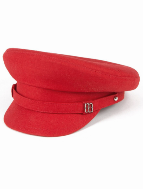 Moscow Cap Red