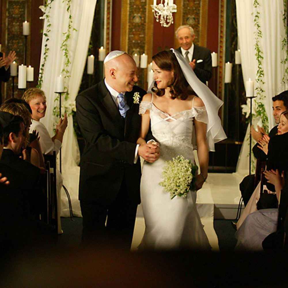 Wedding of Charlotte and Harry in the Sex and the City