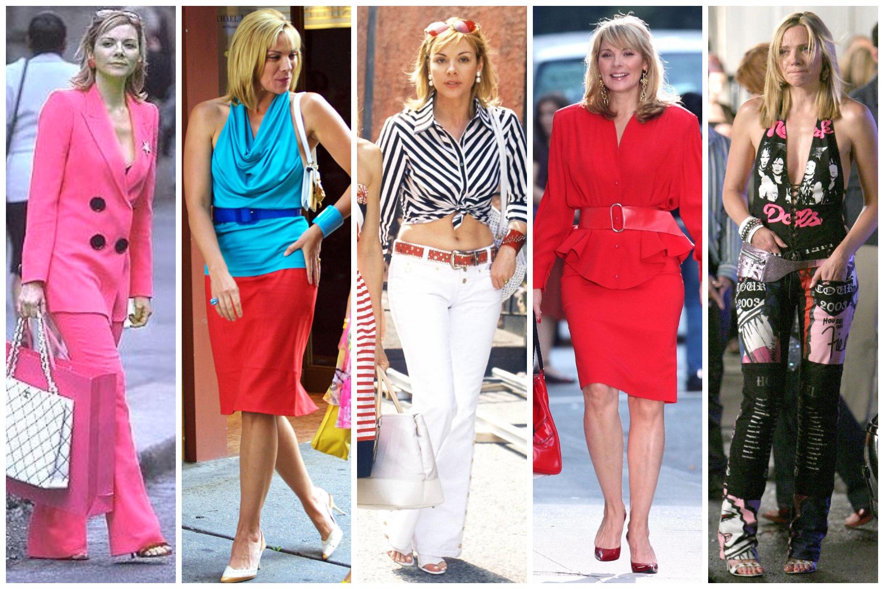Samantha Jones's Outfits
