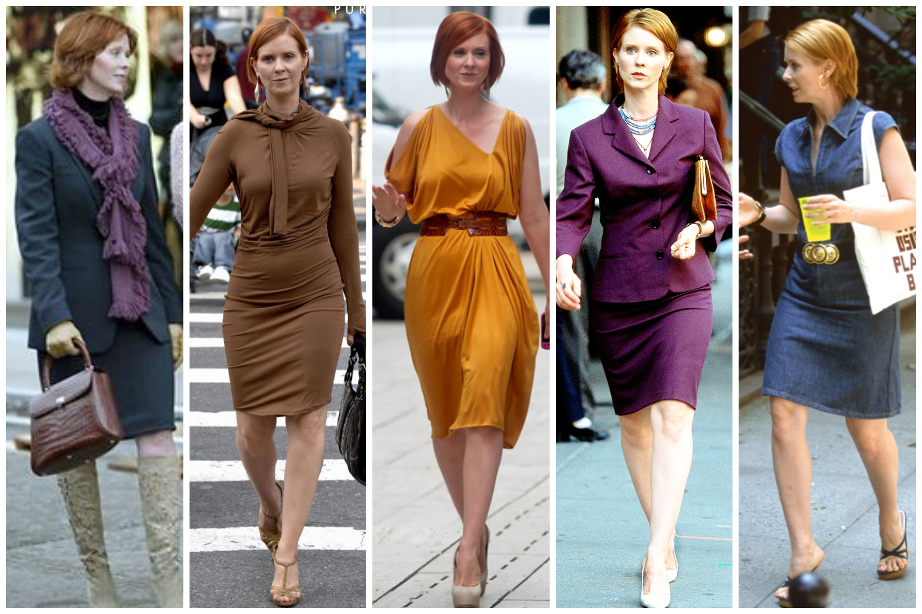 Miranda's Outfits