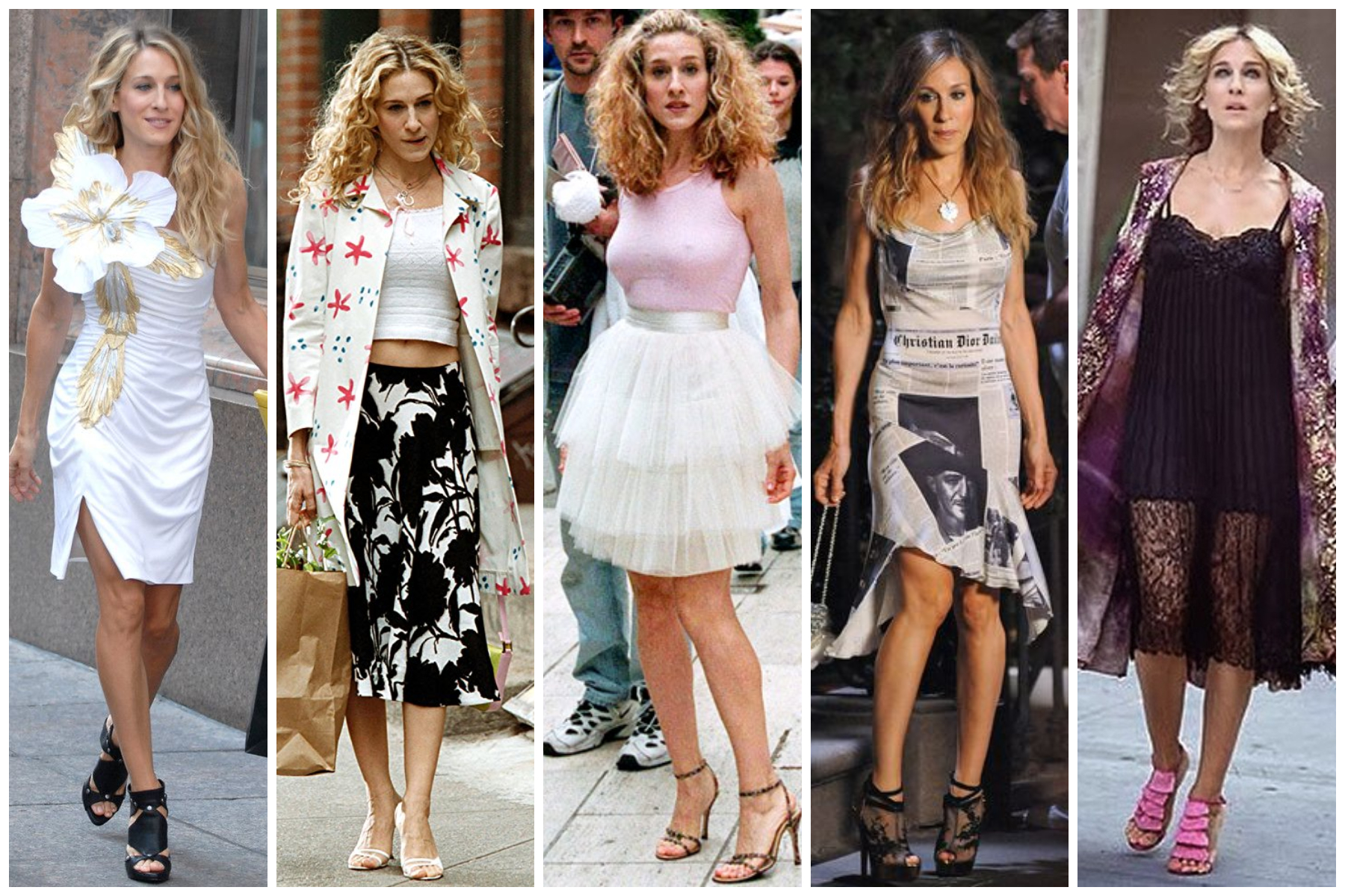 Carrie's Outfits