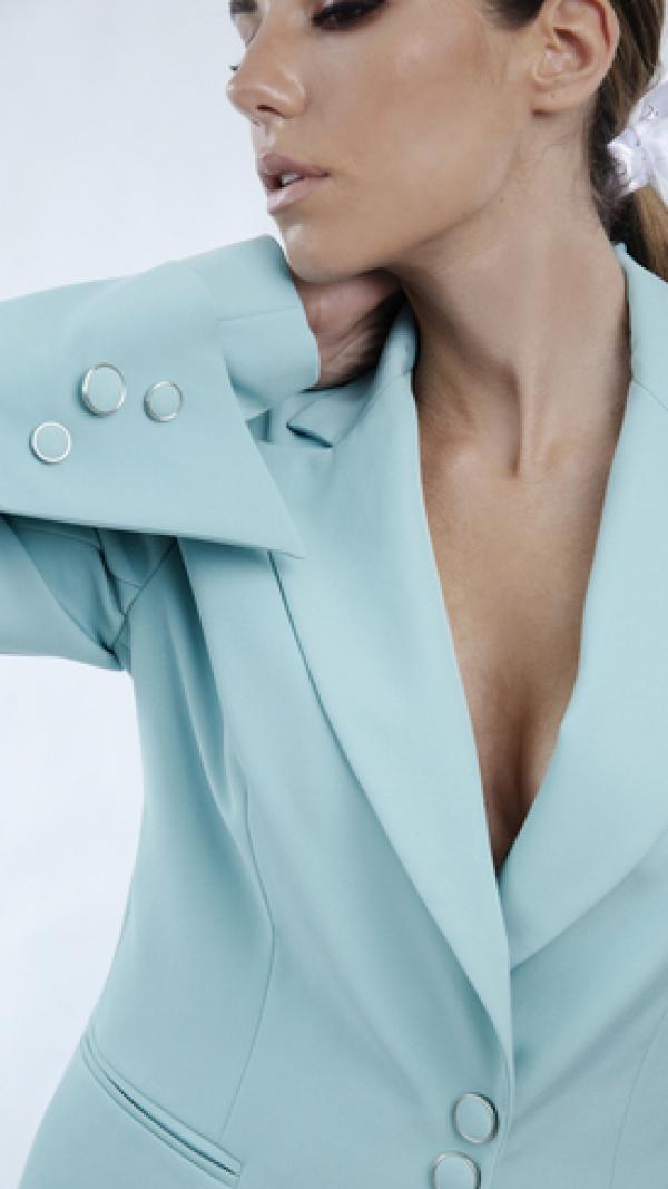 Mint Suit
