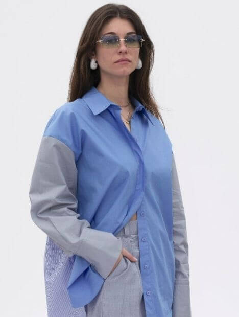 Blue Jil Shirt