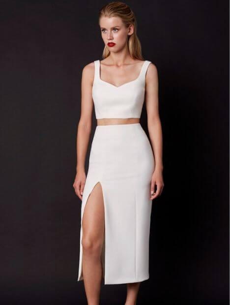 Noara Skirt Set