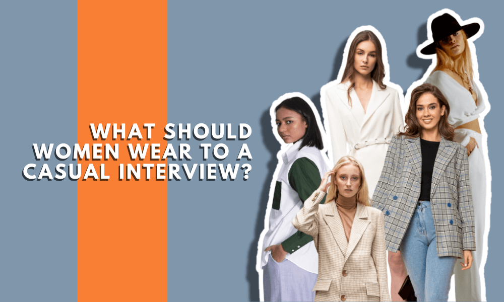 Women Dressed in Stylish Interview Outfits