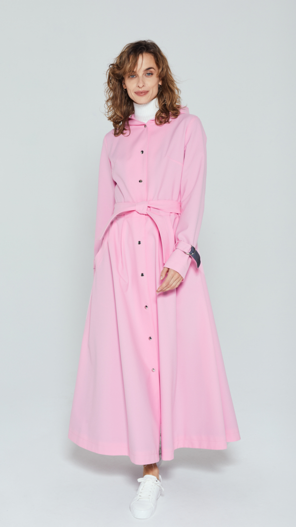 Women's Rose Iconic Raincoat