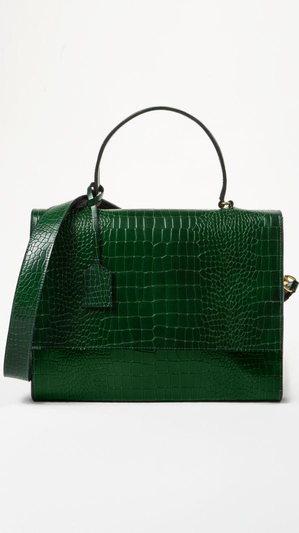 Styx : Leather Bag Handmade